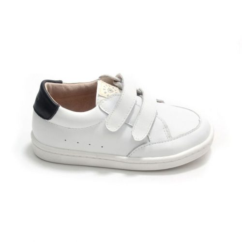 Pretty-Brave-XO-trainer-sneaker-white-childrens-side