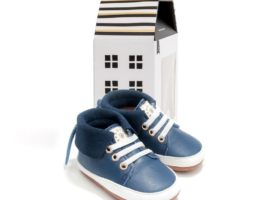 Pretty Brave Toddler and Kids Shoes