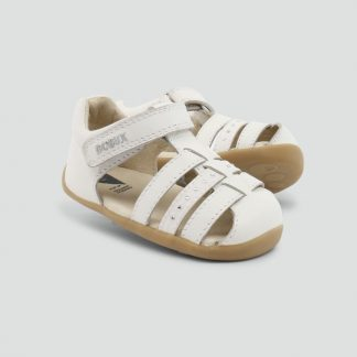 Bobux Jump Sandal step up (white)