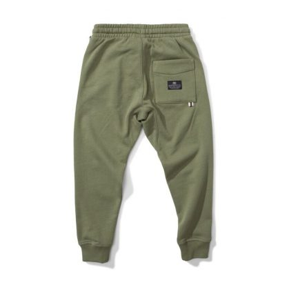 Munster Weekend Track pant (sage)