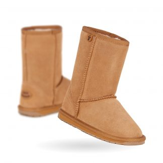 Emu Australia Wallaby Lo Kids (chestnut)