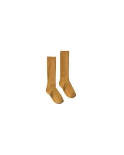 r & c AW18 knee high socks marigold