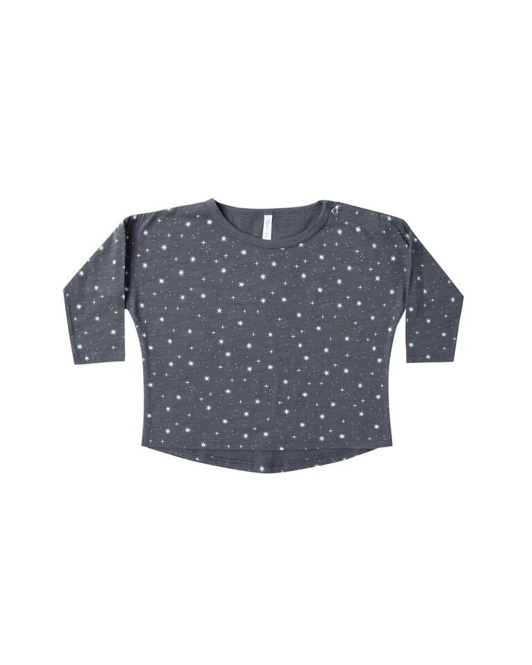 Rylee and Cru  L/S Tee Stardust (midnight)
