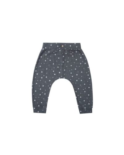 r & c AW18 slouch pant stardust