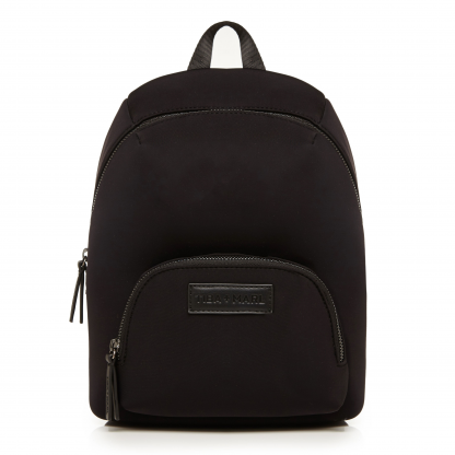 Tiba and Marl Mini Elwood Backpack (black scuba)