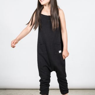 I Dig Denim Ronin Jumpsuit (dark grey)