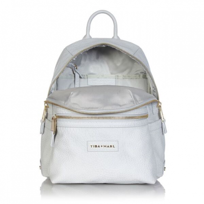 Tiba and Marl Miller Backpack (Grey Tumble)