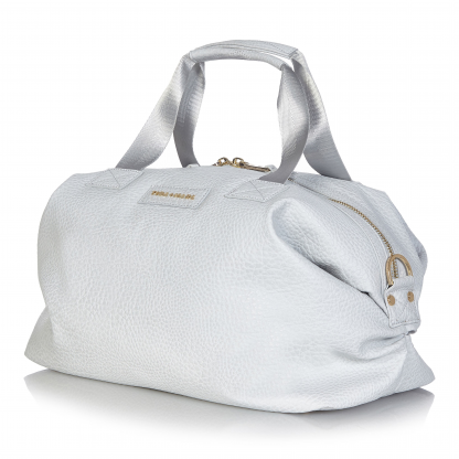 Tiba and Marl Raf Holdall (grey tumble)