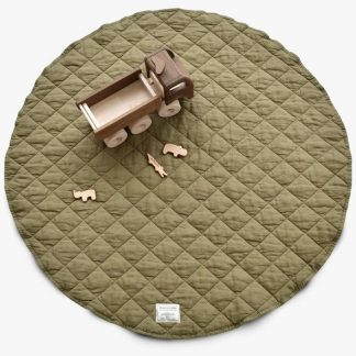 Warren Hill Linen Playmat (oat)