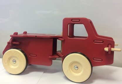 Moover Dump Truck (red)