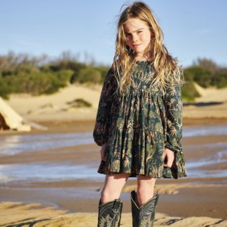 Missie Munster Brittany Dress (in the jungle)