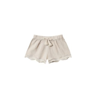 Rylee and Cru Solana Scallop Short (natural)
