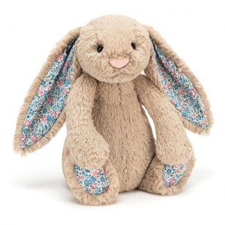JellyCat Bashful Blossom Beige Bunny Medium