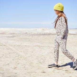 Missie Munster Phoenix track Pant (mushroom tiger)