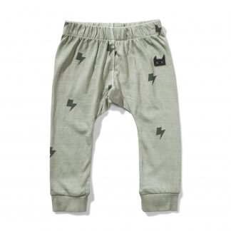 Mini Munster Shocker Pant (washed olive)