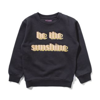 Missie Munster Sunshine Crew (black)