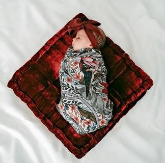 Pop Ya Tot Swaddle (nouveau in flight)