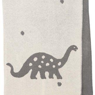 Toshi Org Blanket Dinosaur