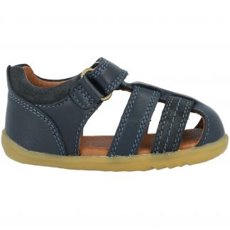 Bobux Step Up Roam Closed sandal (navy)
