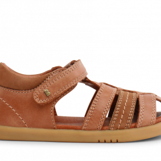 Bobux i-walk Roam Closed Sandal (caramel)
