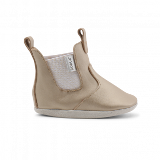Bobux soft sole Jophur (Gold)