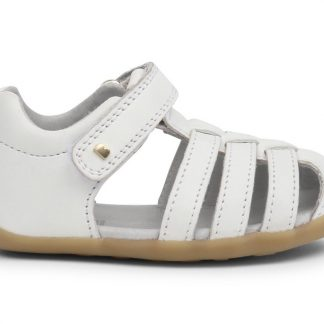 Bobux i-walk Jump Sandal (white)