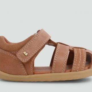 Bobux Step Up Roam Closed Sandal (caramel)