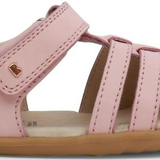 Bobux Step Up Jump Closed Sandal (Seashell Pink)