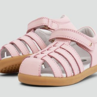 Bobux i-walk Closed Sandal (seashell pink)