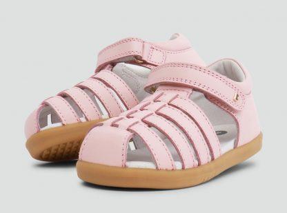 Bobux i-walk Closed Sandal (seashell pink)