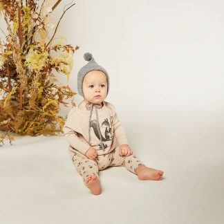 Rylee and Cru Acorn Slouch Pant (oat)
