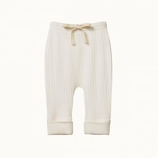 Nature Baby Pointelle Drawsting Pant