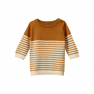 Nature Baby Light Cotton Knit Jumper