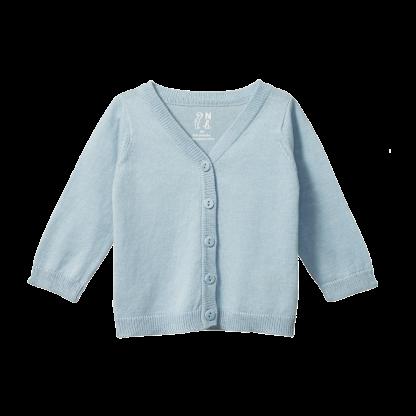 Nature Baby Light Cotton Knit Cardigan