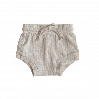 Two Darlings Baby Summer Shorties (fawn stripe)**Pre Order