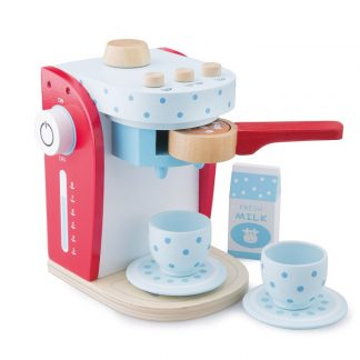 New Classic Toys Coffee Machine (blue)